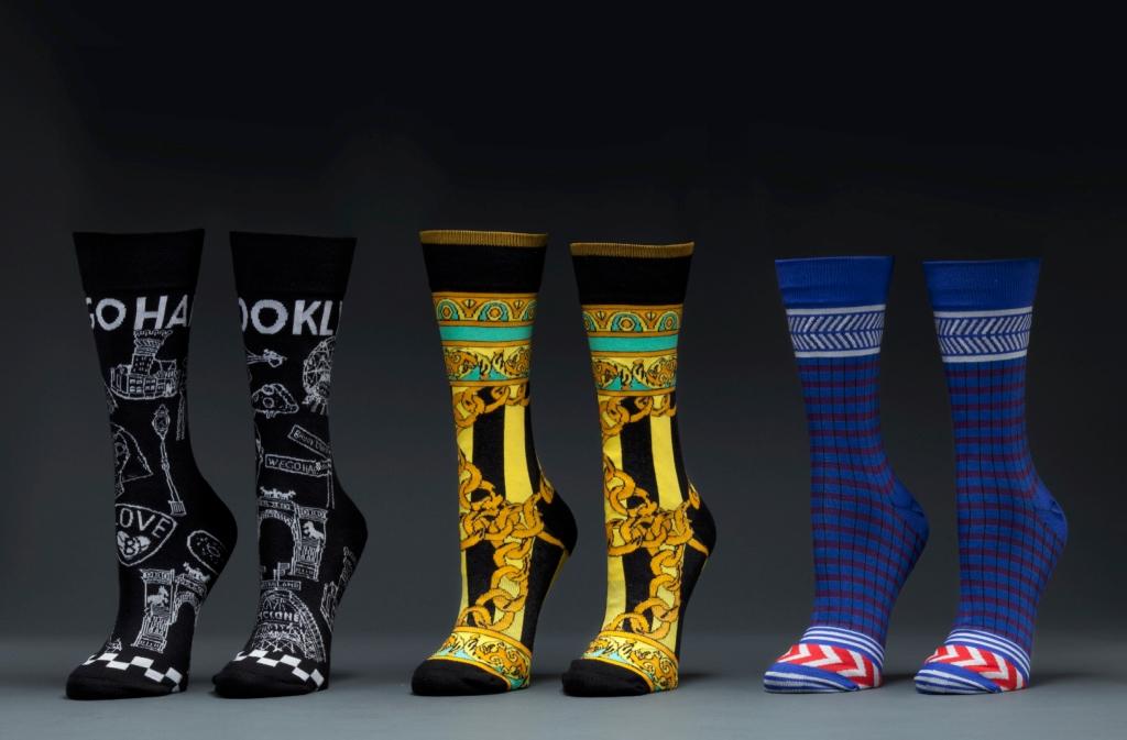We Love Santigold's Socks
